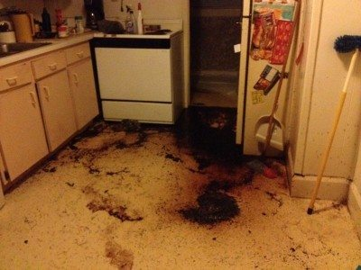 Crime scene cleanup advanced bio treatment domestic for Cleaning out house after death