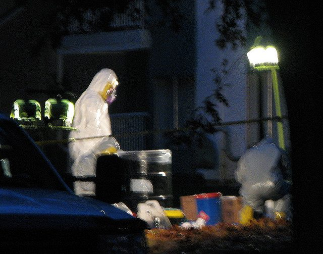 Meth Lab Discovery In Memphis