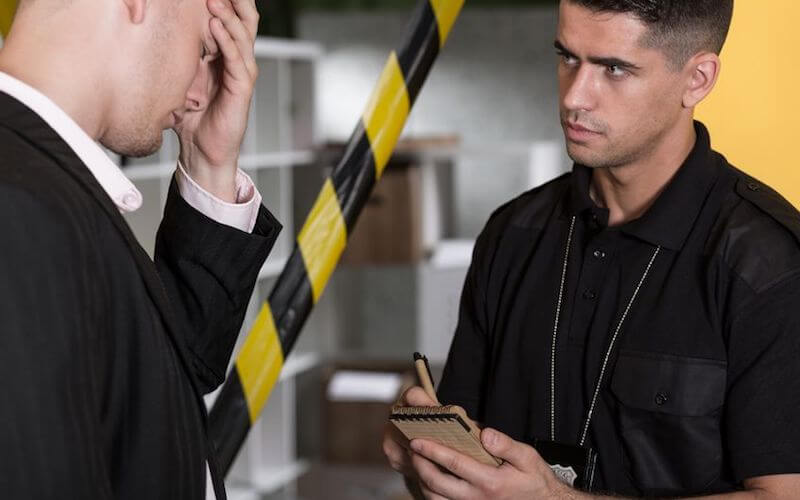 unattended death checklist rental property