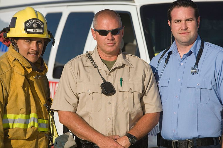 ABT works closely with first responders