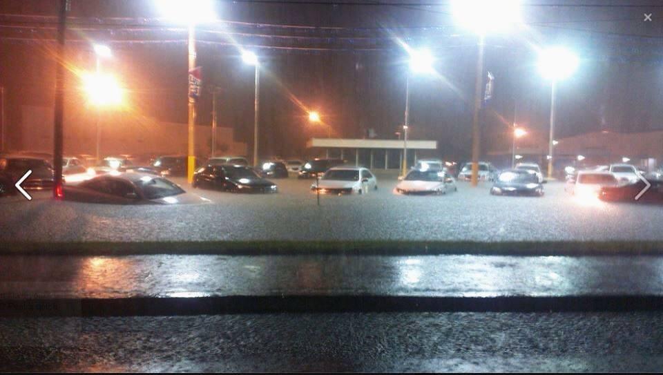 Pensacola Flood Damage Cleanup