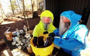 Meth Lab Cleaning