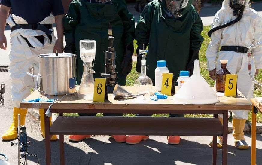 richmond va meth lab cleanup