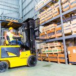 Forklift Accident and Trauma Cleanup